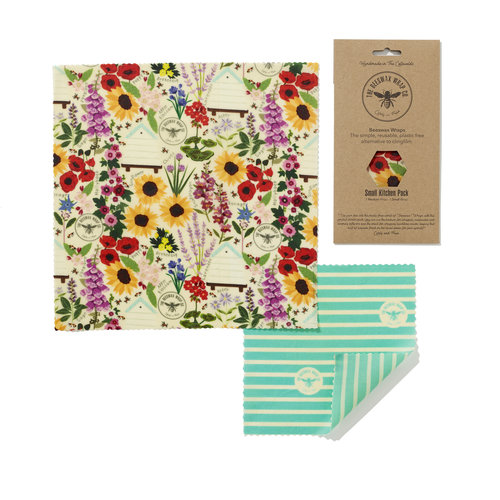 Buy Beeswax Food Wraps Online — Beeswax Wraps - Plastic Free Living