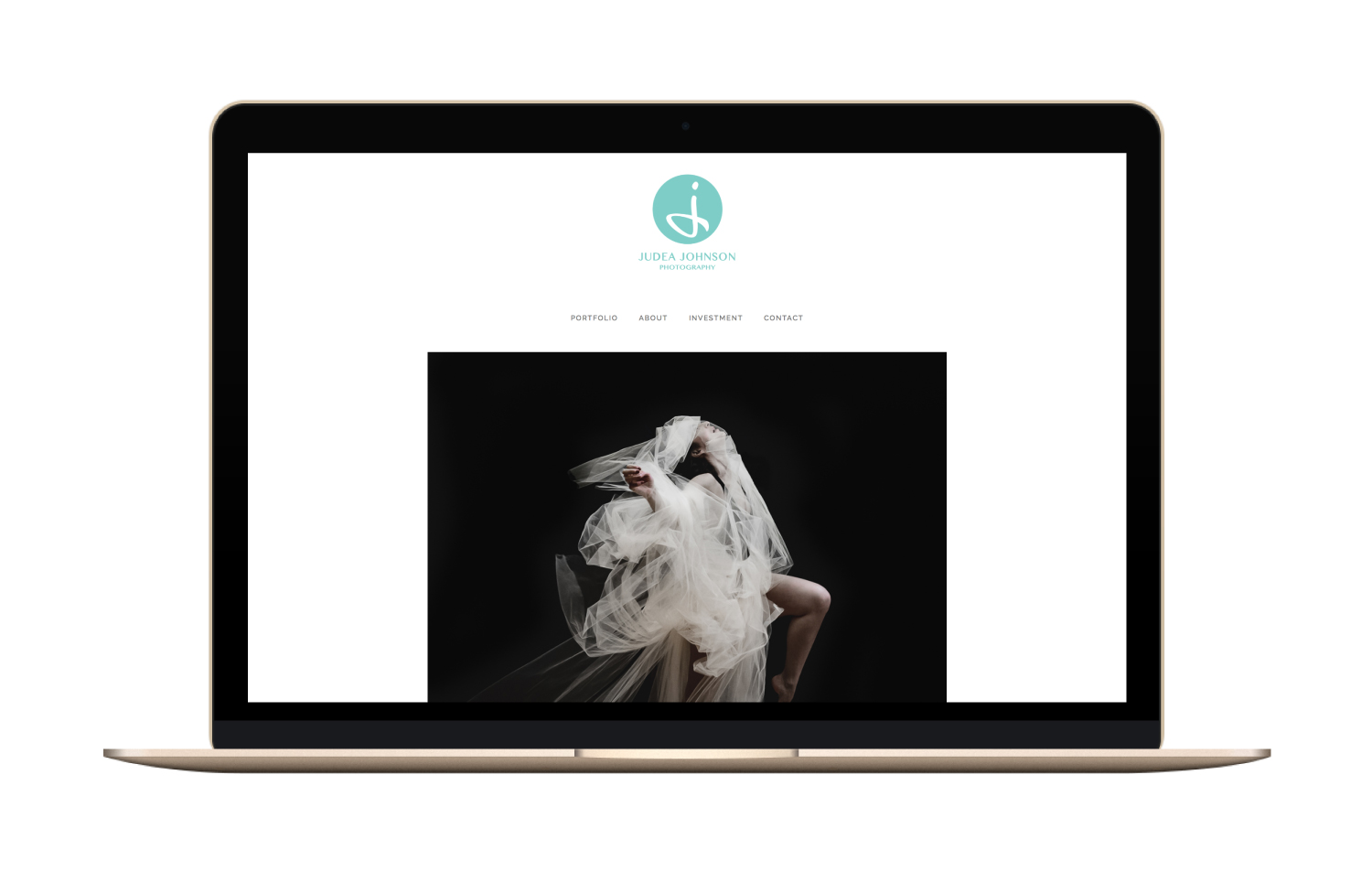 Judea Johnson | Branding & Web Design | Bravebird Studio