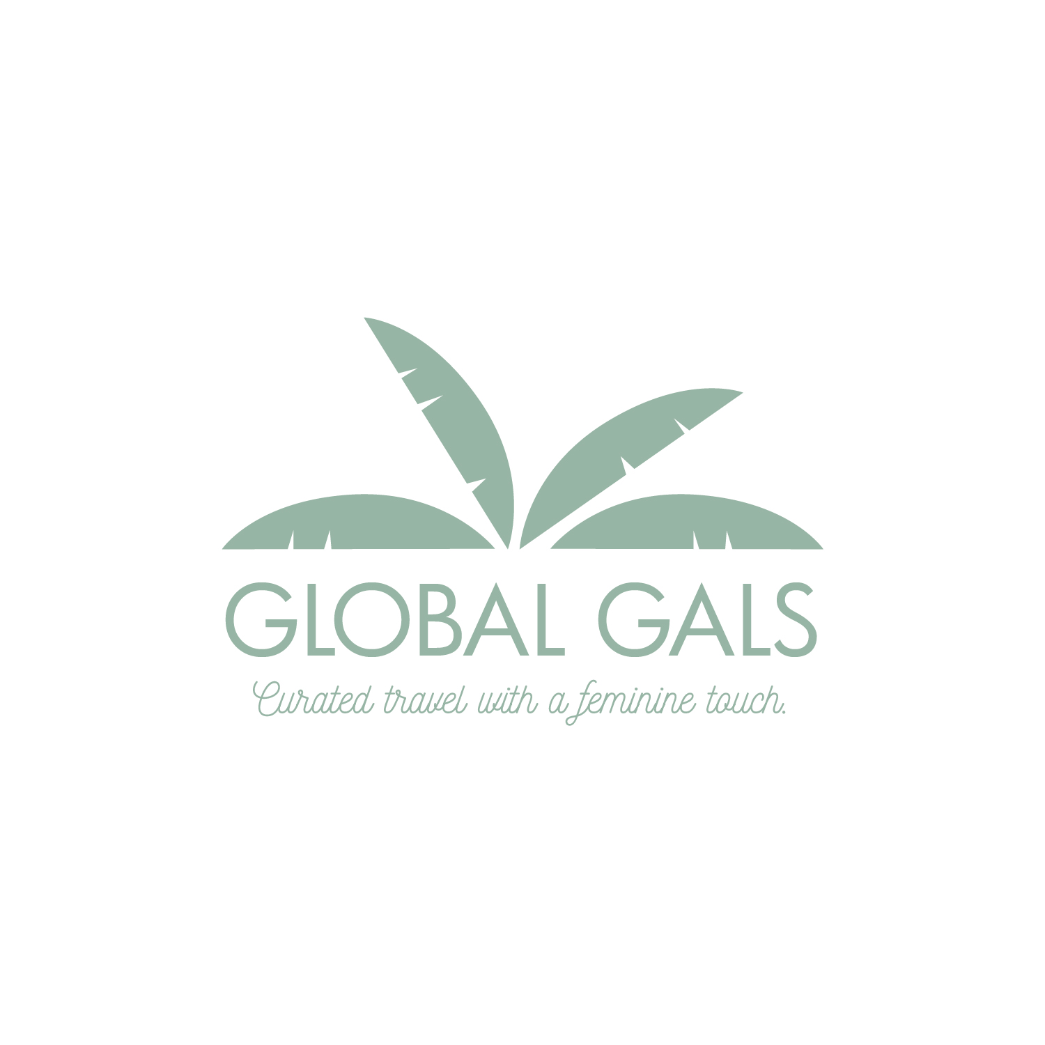 Global Gals | Logo Design | Bravebird Studio - Branding & Web Design