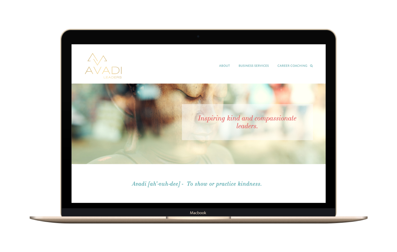 Bravebird Studio | Avadi Leaders - branding and web design