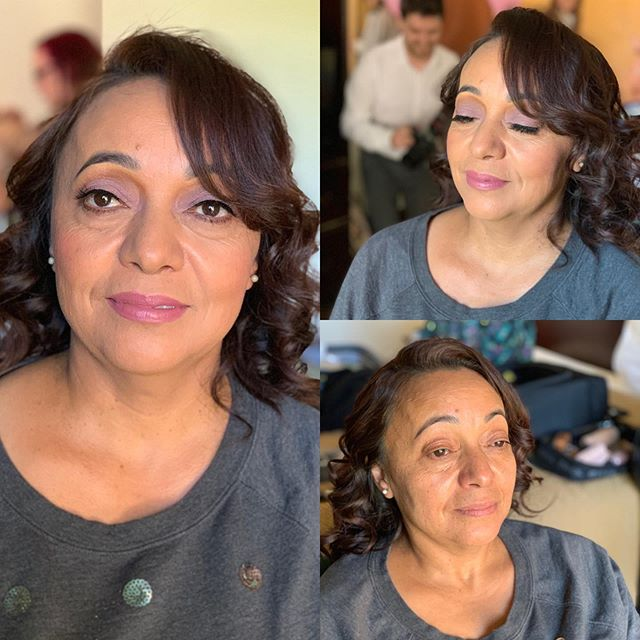 Hair + Makeup for mother of the bride . . #cleanbeauty #MUA #kendettaartistry #makeupartist #beauty #makeupaddict #makeupbyme #bridalmakeup #nofilterneeded #tacomamakeupartist #seattlemakeupartist