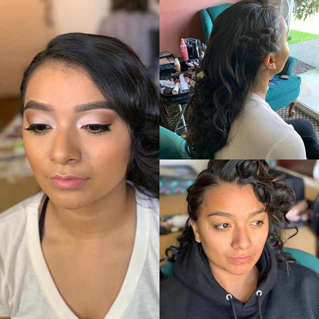 Hair + Makeup @kendettaartistry  #cleanbeauty #MUA #kendettaartistry #makeupartist #beauty #makeupaddict #makeupbyme #bridalmakeup #nofilterneeded #tacomamakeupartist #seattlemakeupartist