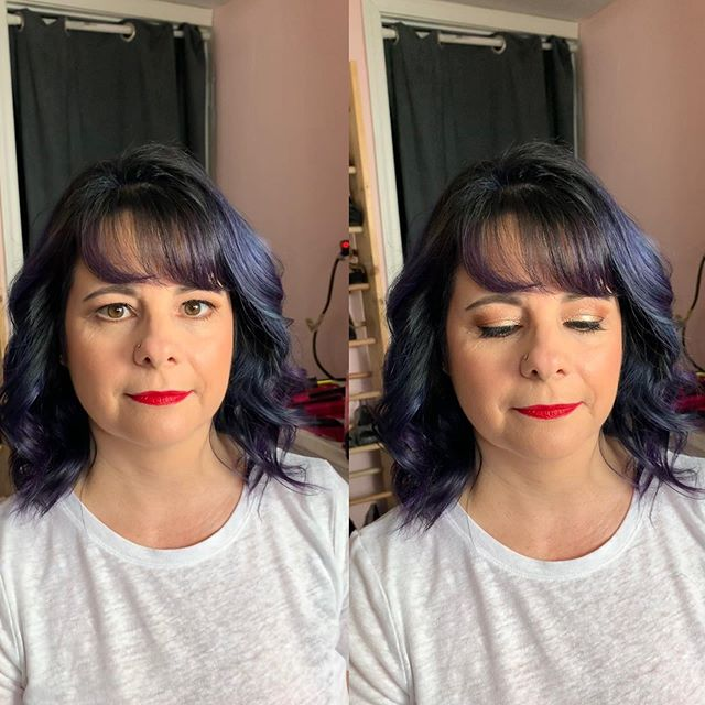 Another babe, Another bombshell 💜  Hair + Makeup @kendettaartistry . . . . #cleanbeauty #MUA #kendettaartistry #makeupartist #beauty #makeupaddict #makeupbyme #bridalmakeup #nofilterneeded #tacomamakeupartist #seattlemakeupartist