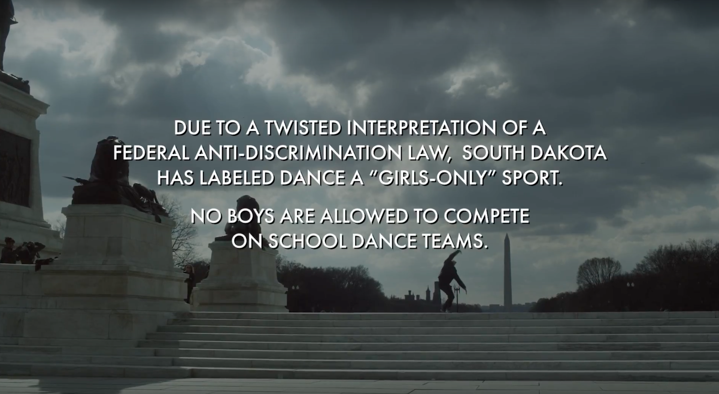 Documentary: Why was Freddie Linden banned from dancing?