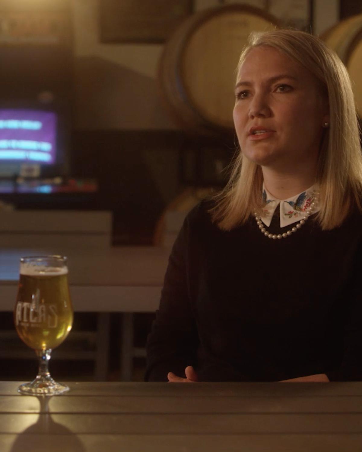 Documentary short on American craft beer