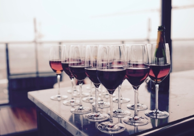 Wine tasting! - Periodic wine tastings curated by our own in-house sommelier!