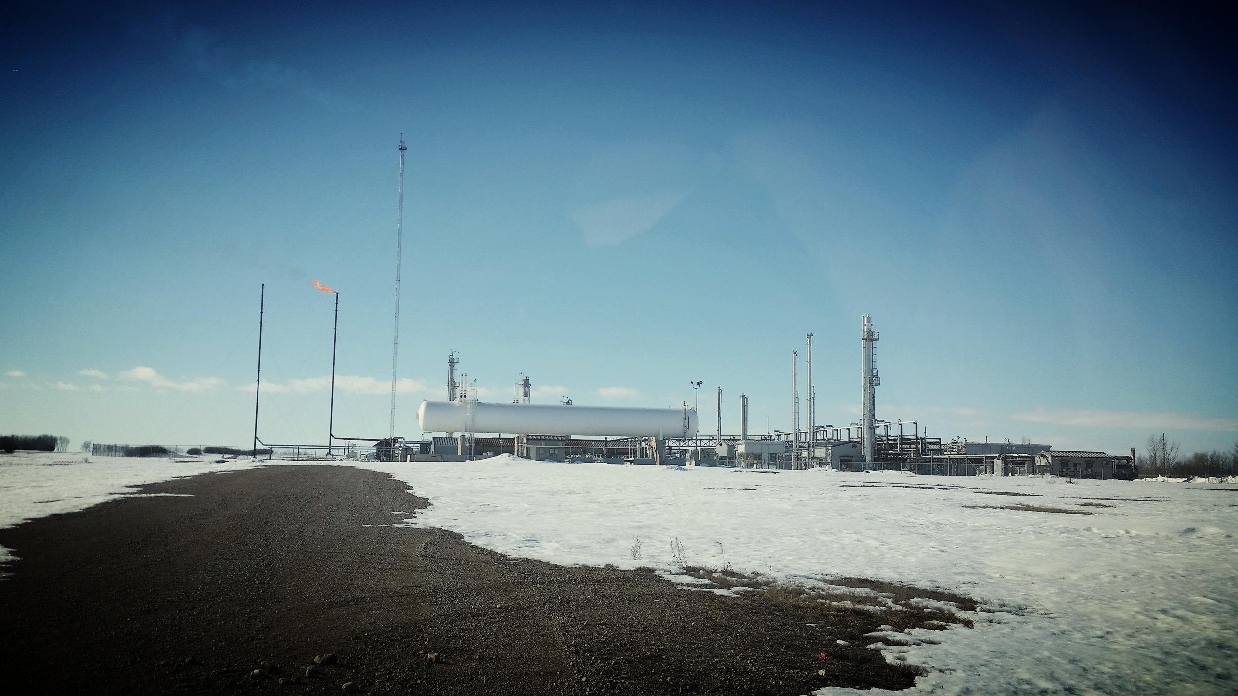 Nottingham Gas Plant