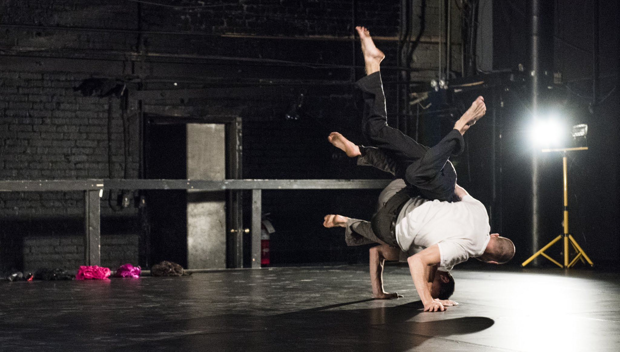 """Work in Progress""  Jessie Garon - VAZARI DANCE PROJECTS  Photo by Omer Yukseker"