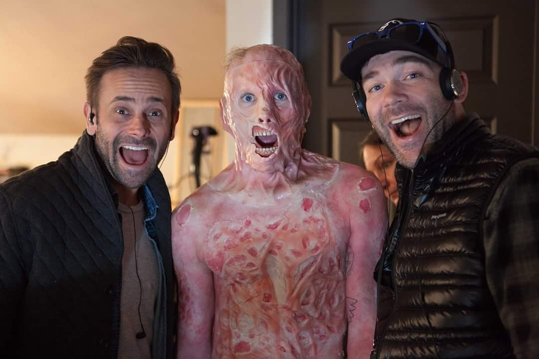 """Making Monsters""   BTS with directors Rob Brunner and Justin Harding"
