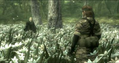 One of the more emotional scenes from  Snake Eater.