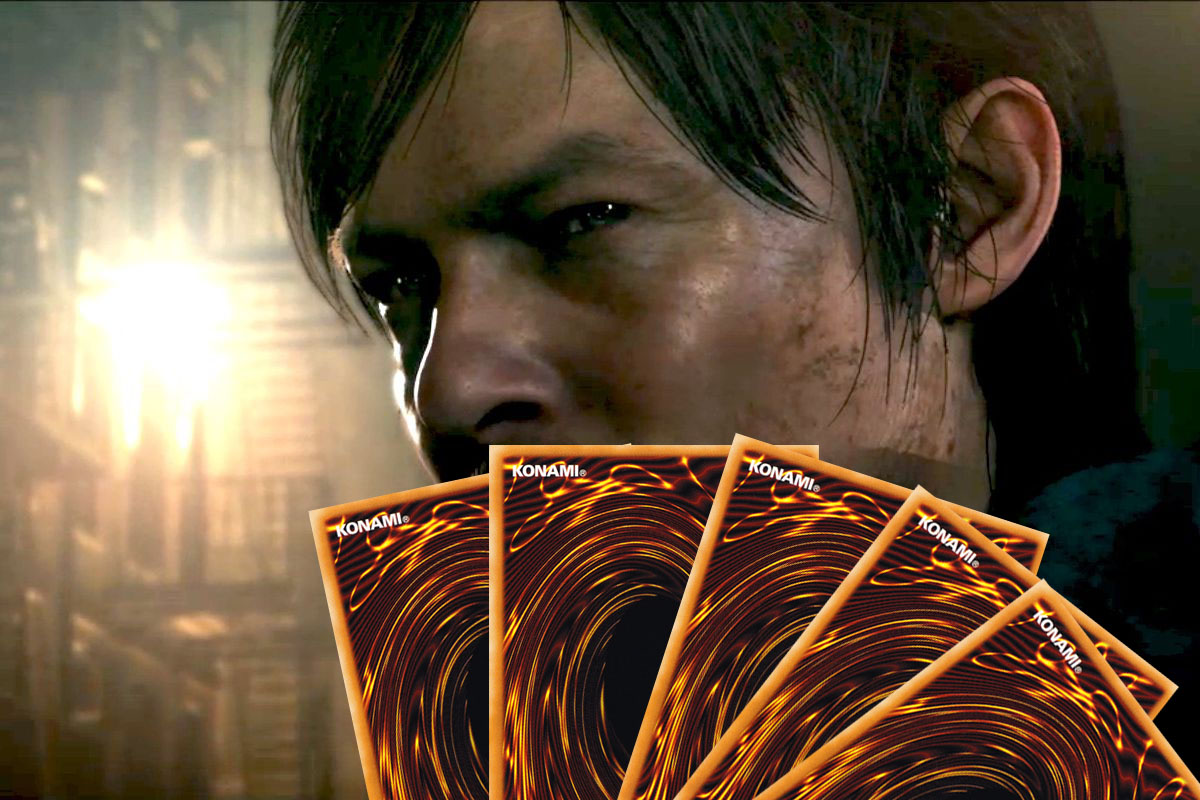 Norman Reedus is back, and he's got the heart of the cards.