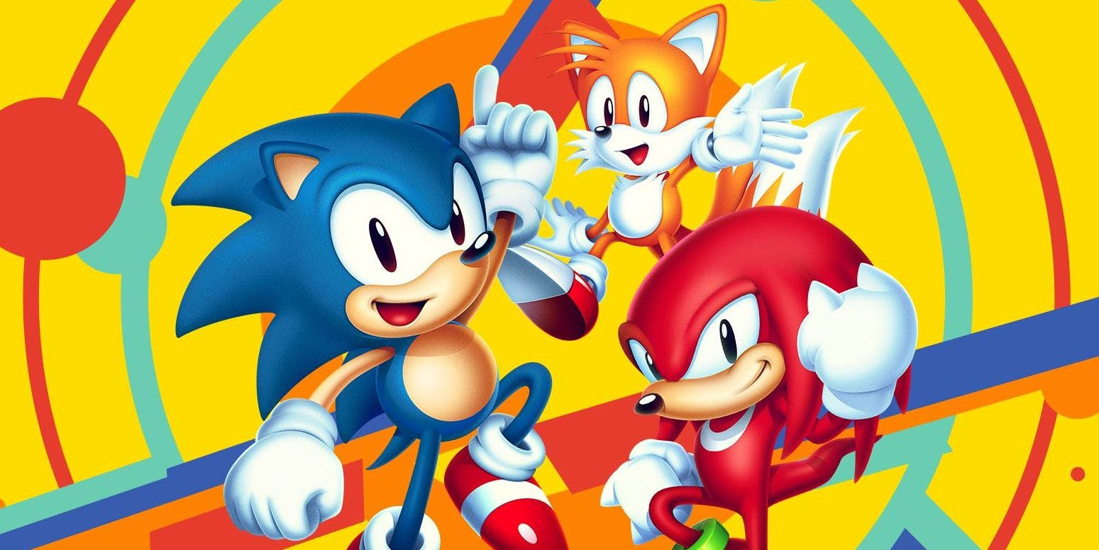 I'll admit Knuckles is a badass but Tails... Tails is trash.