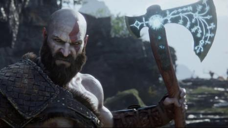 Seriously, the axe is the coolest weapon in gaming.