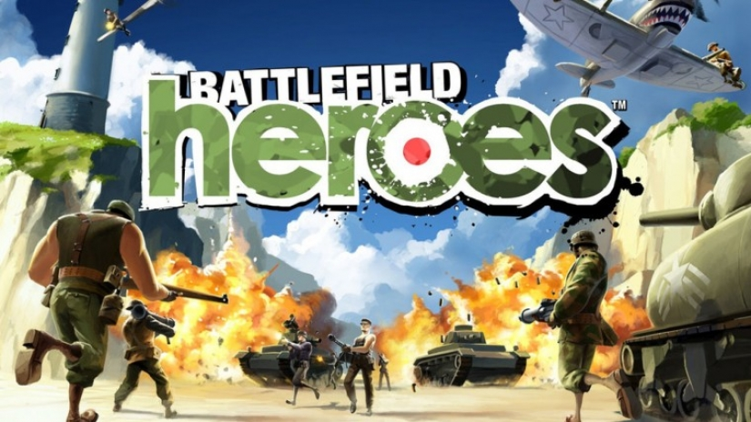 Then again, there was  Battlefield Heroes ....you know the free to play one....anyone else....anyone?
