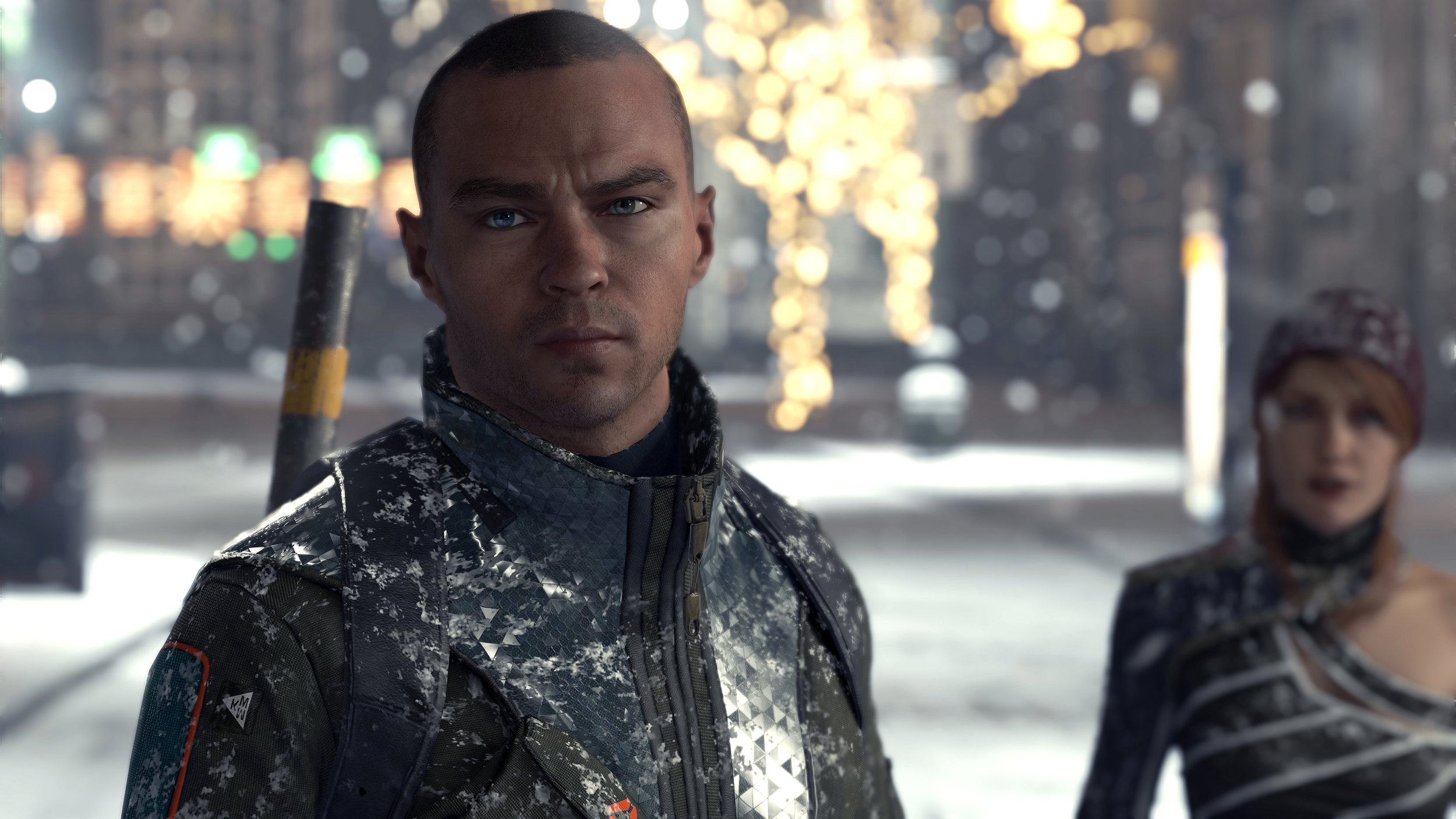 Markus and North are on the frontline of the revolution and their story provides some of the games more intense moments.