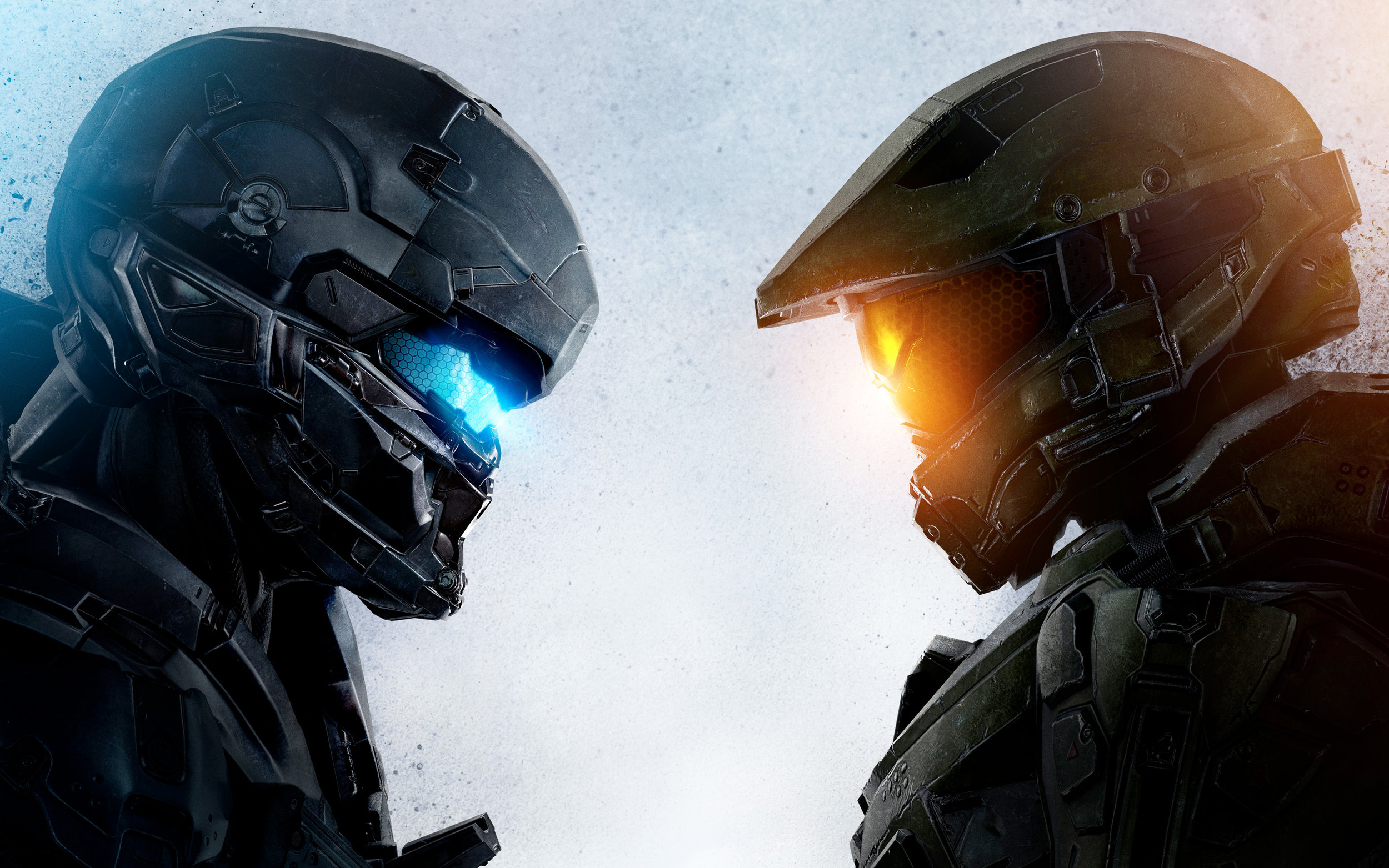 Ah yes  Halo 5 , the story of an epic showdown between two Spartan supersoldiers that is resolved after one short fist fight practically half-way through the game.