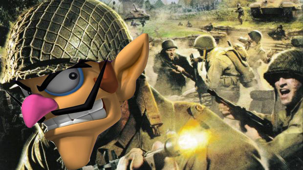 Working title:  Call of Duty: World at WAH