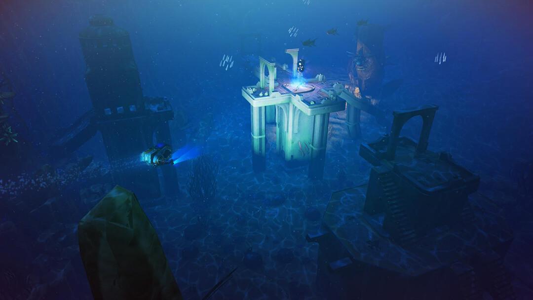 Atlantis here we come…