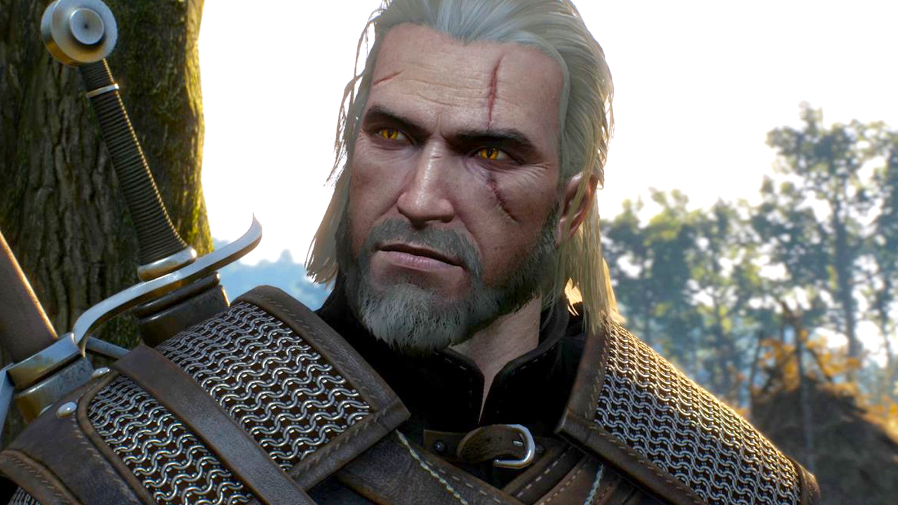 One of these day, Geralt….but today is not that day…nor is tomorrow most likely.