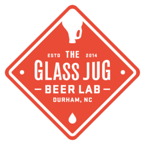 The Glass Jug Beer Lab Logo
