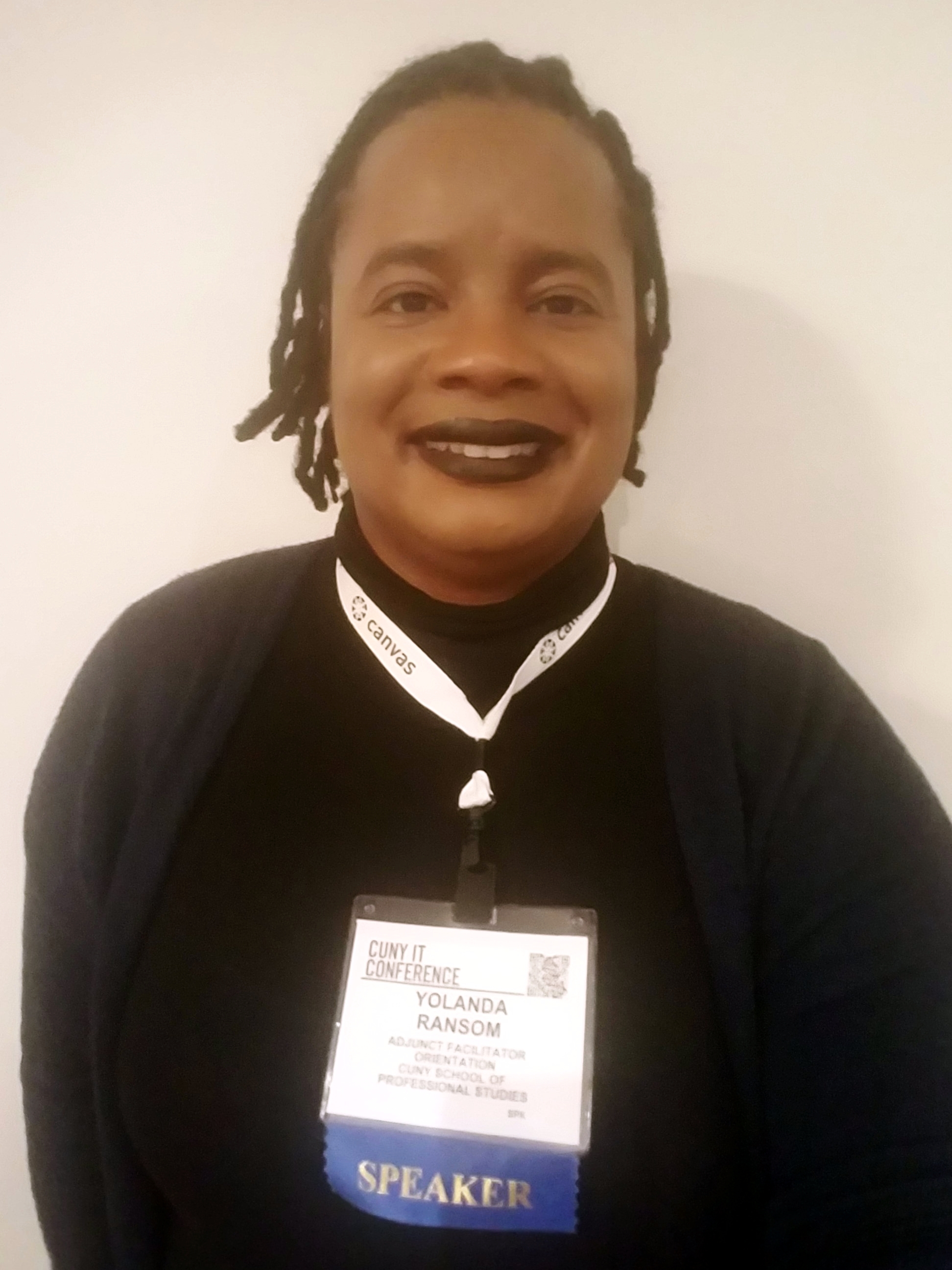 Presenting at the 17th Annual CUNY IT Conference in 2018 as a panel speakerfor CUNY School of Professional Studies