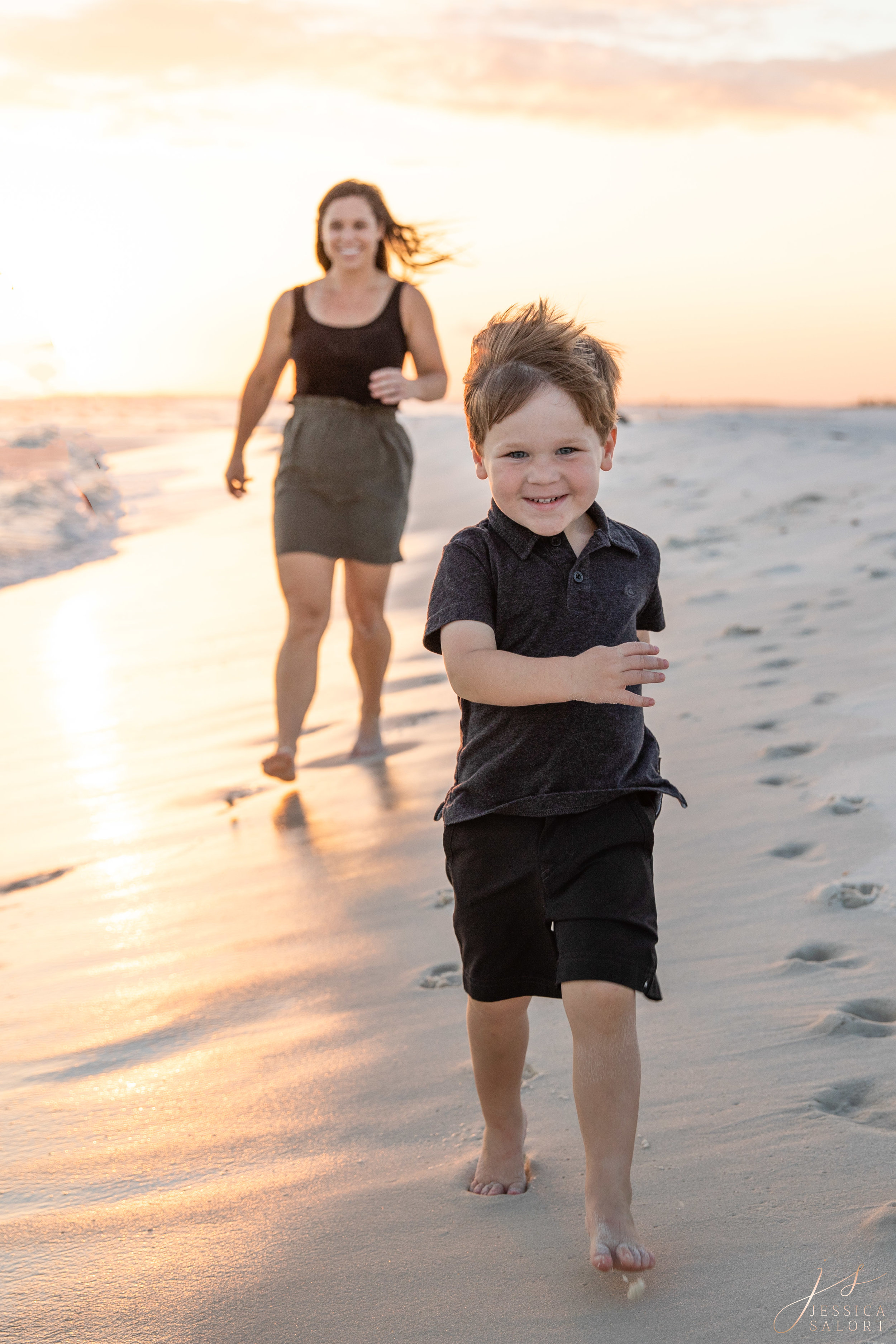 Fort Pickens Family Photographer