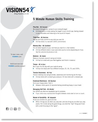 5 Minute Human Skills Training