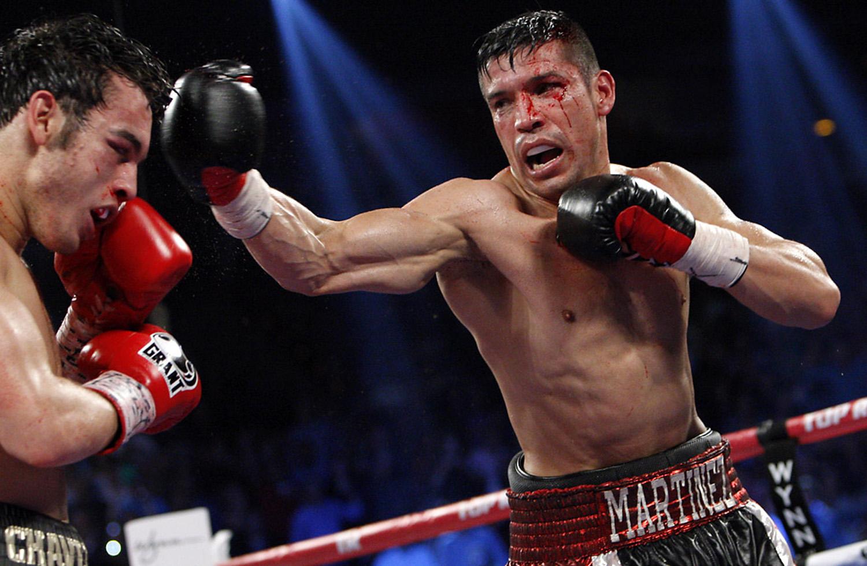 Sergio Martinez vs Julio Cesar Chavez Jr.