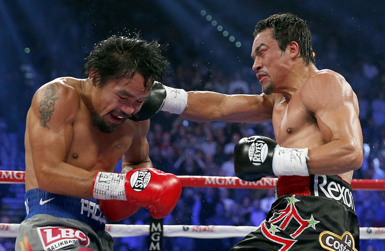 Juan Manuel Marquez vs Manny Pacquiao