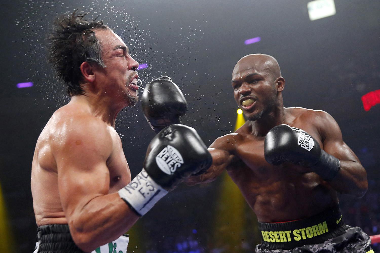 Timothy Bradley Jr. vs Juan Manuel Marquez