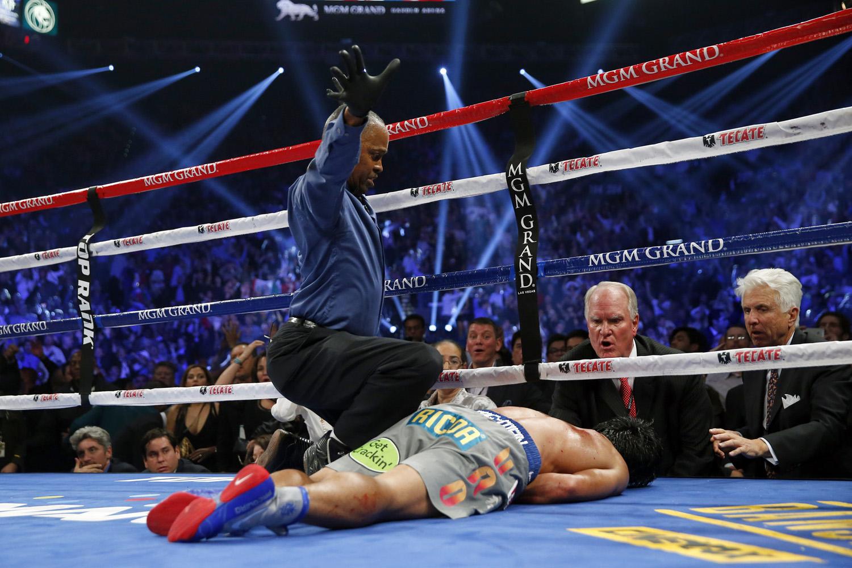 Juan Manuel Marquez KO's Manny Pacquiao Rd 6