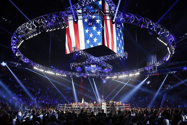 The Main Event: Pacquiao vs Bradley #3