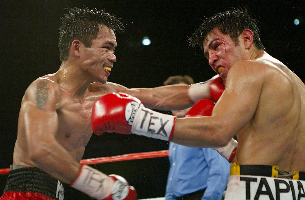 Manny Pacquiao vs Marco Antonio Barrera