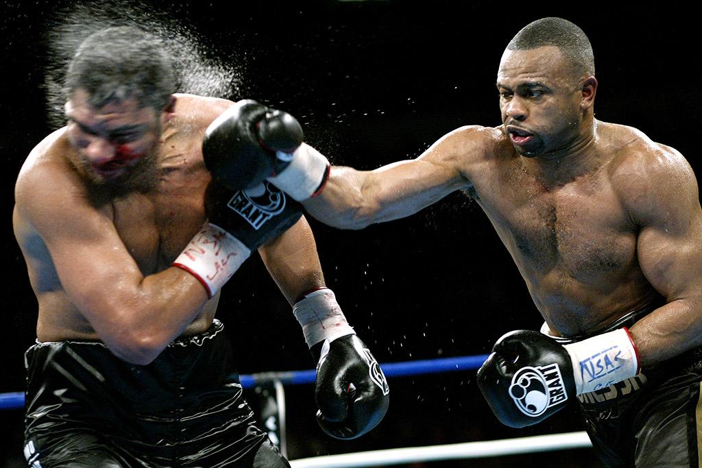 Roy Jones Jr vs John Ruiz