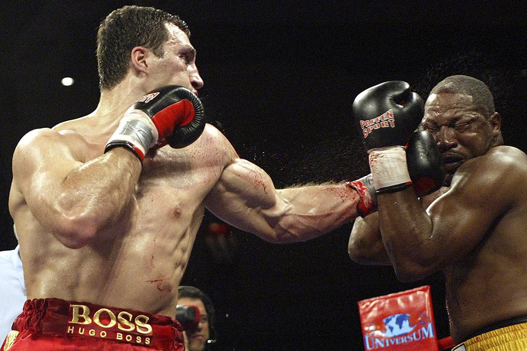 Wladimir Klitschko vs Ray Mercer