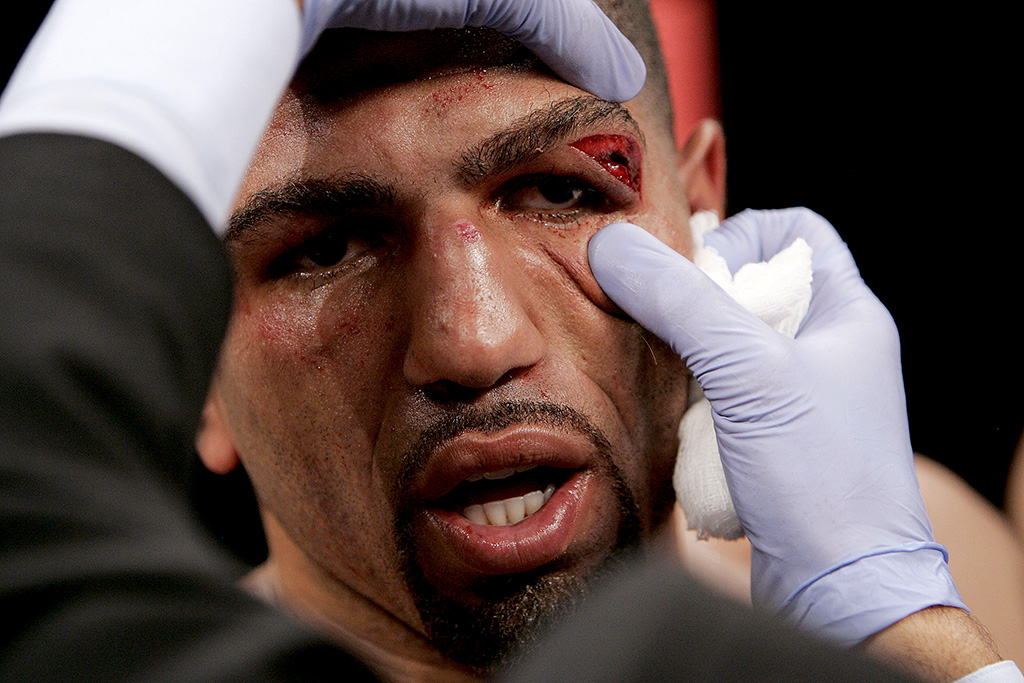 Winky Wright in defeat