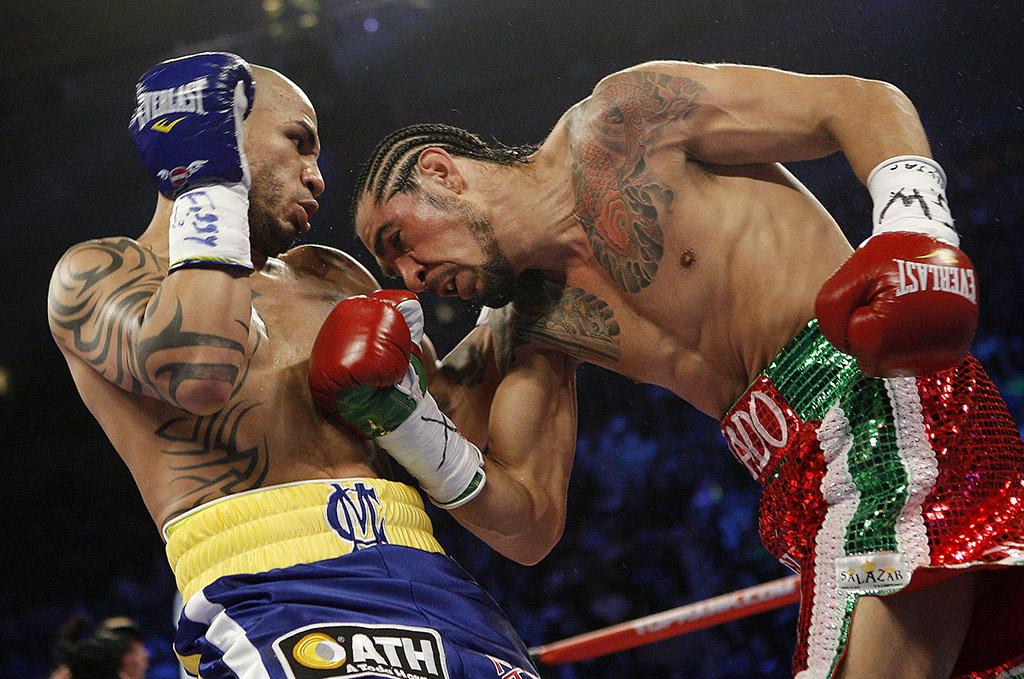Miguel Cotto vs Antonio Margarito II