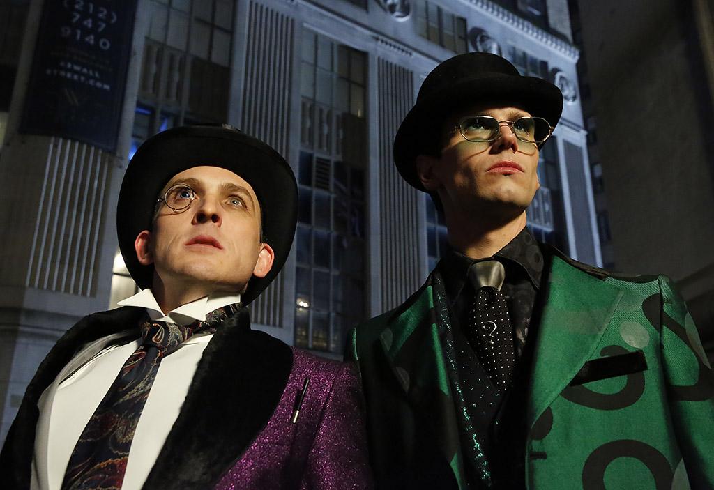 """""""Gotham"""" Penguin & Nygma"""