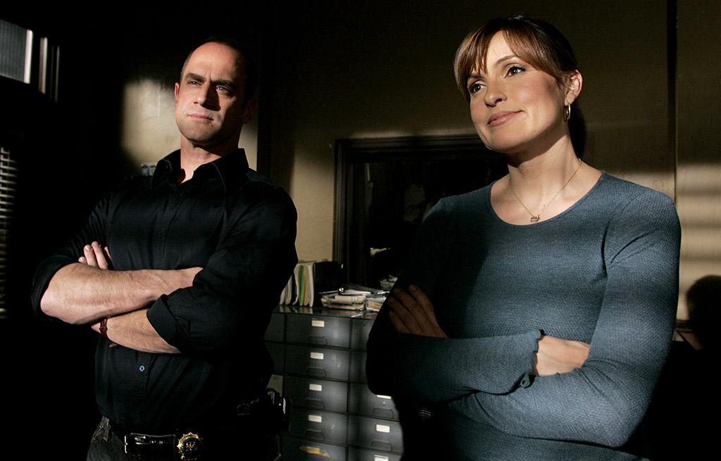 Law & Order: SVU - Chris Meloni & Mariska Hargitay
