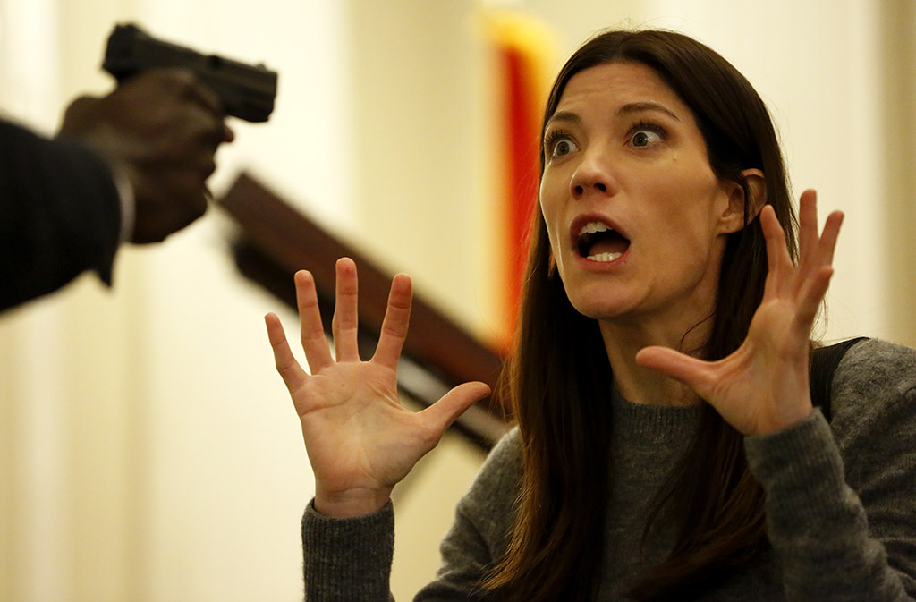 The Enemy Within - Jennifer Carpenter