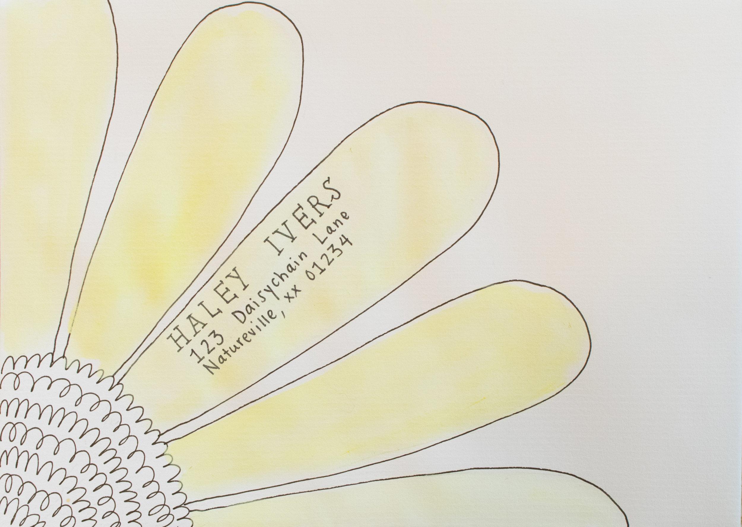 flower-envelope