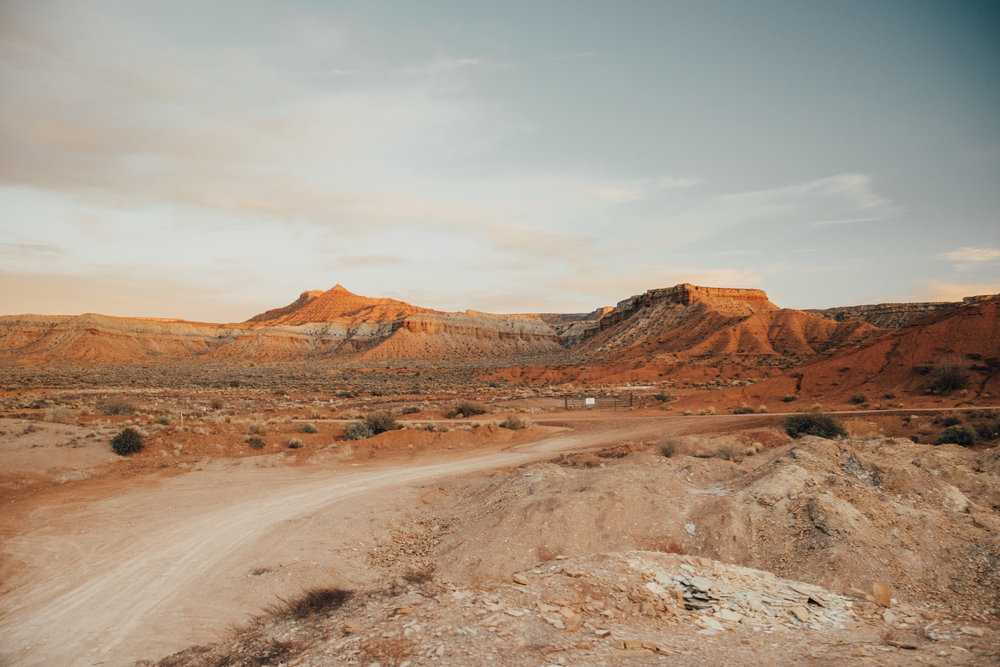 Utah Desert Sunset by Haley Ivers