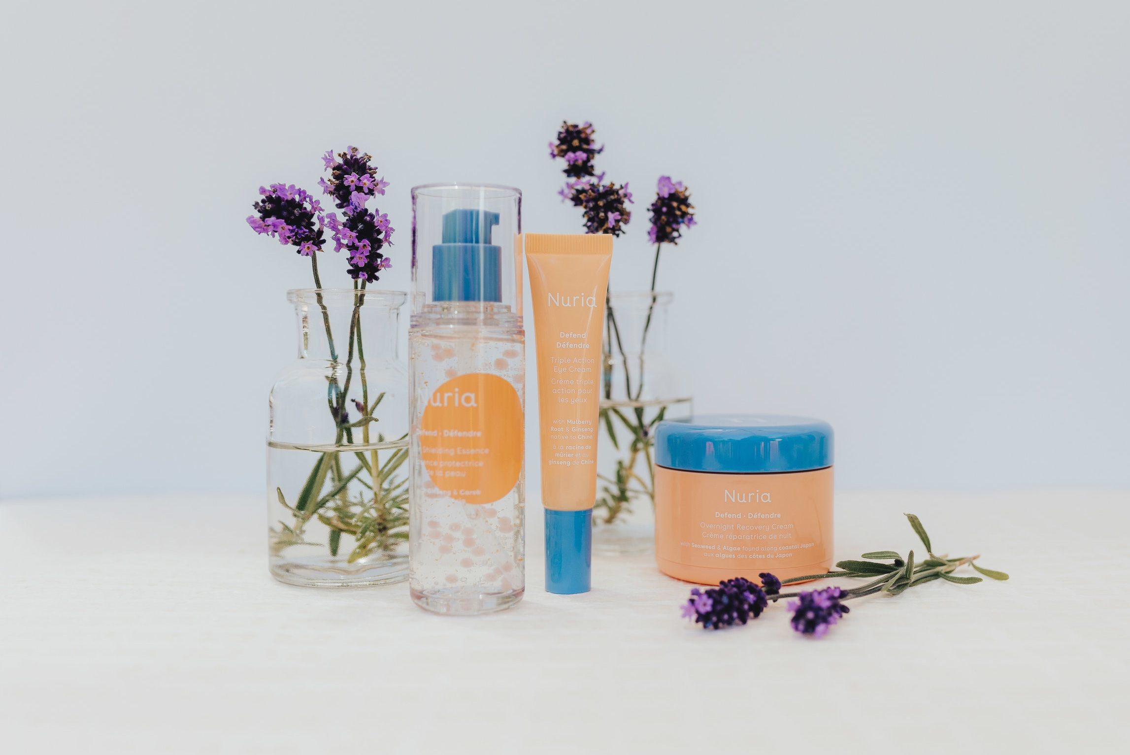 Nuria Beauty Clean Skincare