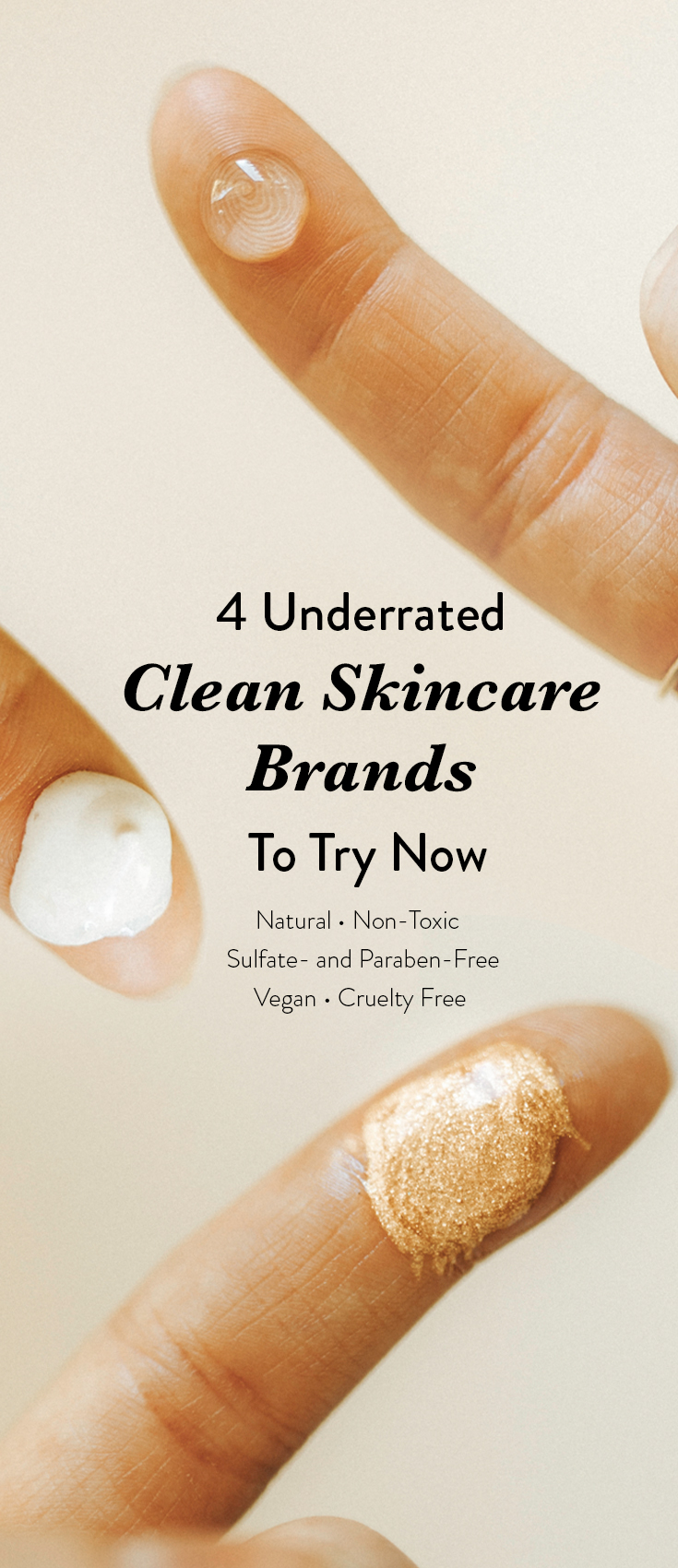 Clean Skincare Brands to Try