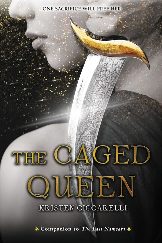 THE CAGED QUEEN - Roa, an outlander queen, must navigate a court of treacherous politics and plot against the king she married in order to save her sister.