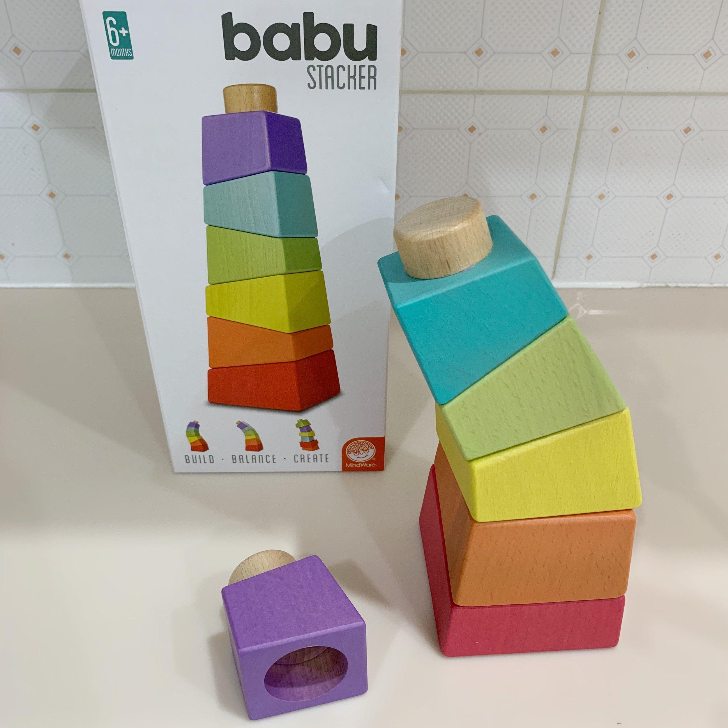 babu stacking toy