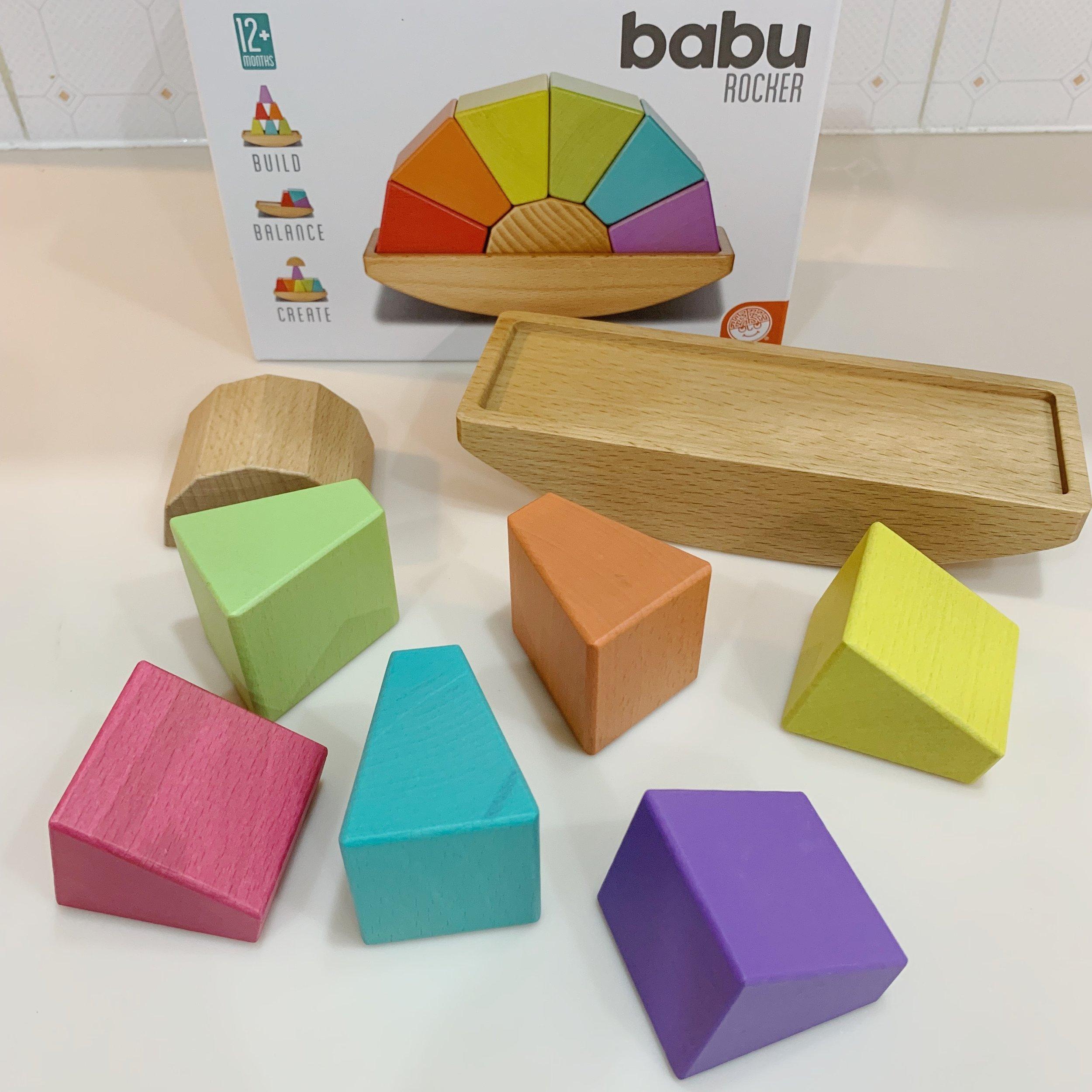 babu rocker toy