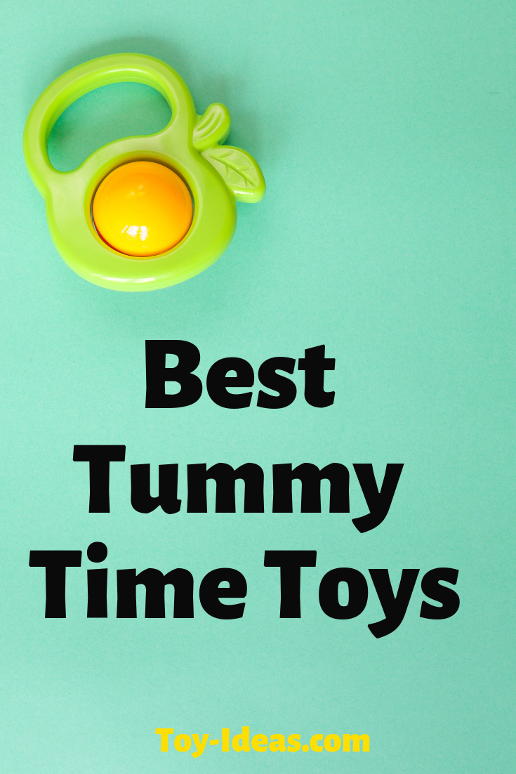 Best tummy time toys