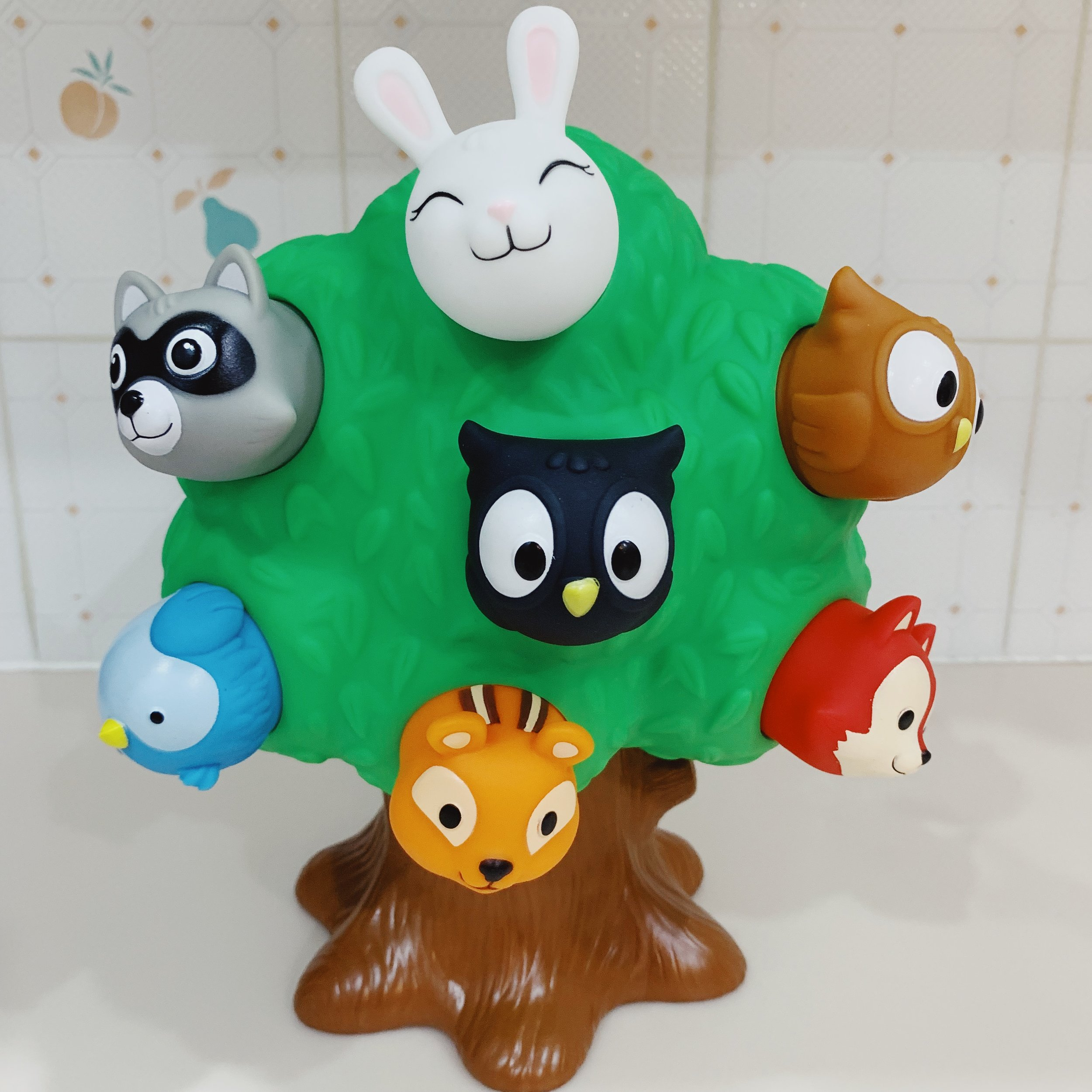 Forest Friends playset