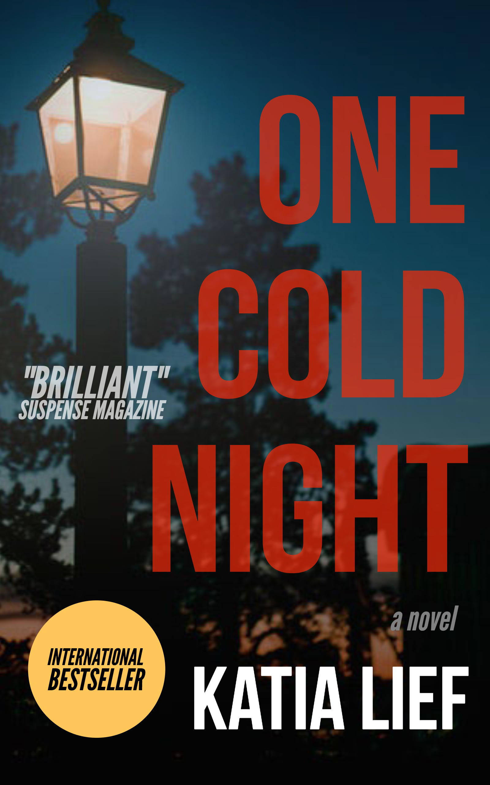 - Detective Dave Strauss is haunted by the one case he couldn't solve: a schoolgirl vanished off the streets of Brooklyn, never to be seen again. Now the cold dark night has engulfed another young girl...but this time she is part of Dave's family.Learn More